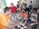 įspūdžiai prie arbatos Ledurgos menų mokykloje