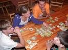 vakare - stalo žaidimai