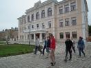 atvykus į Rakverės amatų mokyklą - ekskursija